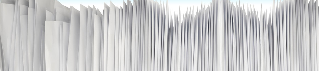 Kopfgrafik Papier