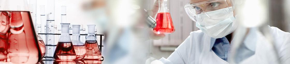 Kopfgrafik Chemie