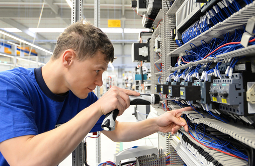 Elektroniker Betriebstechnik (m/w/d) - Ausbildungsplatz Standort Schrobenhausen